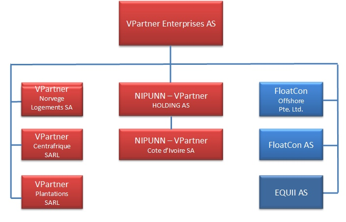 VPartner Group Structure